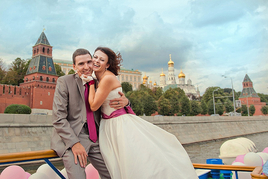 Свадьба москва