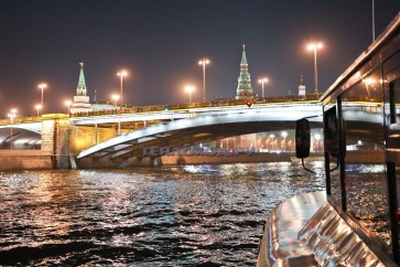 прогнать сайт Большой Устьинский мост